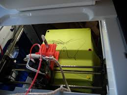 picture of use 3d printer as a plotter cutter