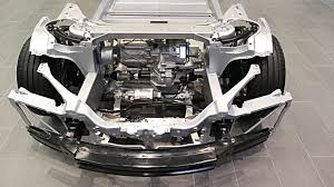 tesla electric car motor. A Tesla Model S Electric Automobile Stands Outside Motors Inc Showroom In Paris France Car Motor