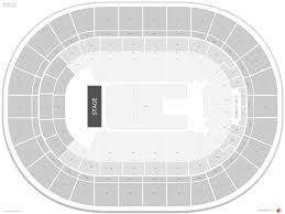 Bell Mts Centre Seating Chart Bell Mts Place Concert Seating Guide Rateyourseats Com