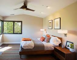 bedroom wall lighting ideas light brown oak wood platform bed with extra tall headboard most bedroom wall lighting ideas