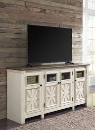 Bolanburg  Twotone Extra Large TV Stand 60 Tv Stand V1
