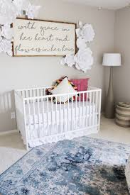 A little girl's bedroom with Rugs USA's Beaumont Medallion VI22 ...