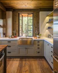 rustic kitchen by san francisco kitchen bath designers barbra bright design