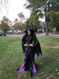 maleficent costume diy glowing staff tutorial costume