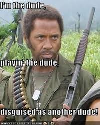 Tropic Thunder | favorite movies, artists, and songa | Pinterest