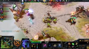 watch a rare perfect game of dota 2 kill screen