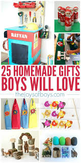 kid craft gifts for christmas. 25 homemade gifts boys will love kid craft for christmas