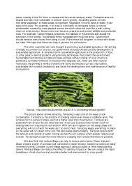 reflective essay on soil erosion  soil particles in 8