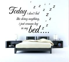 large inspirational wall decals for bedroom