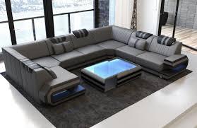 Wohnlandschaft Ragusa U Form In 2019 Modern Sofa