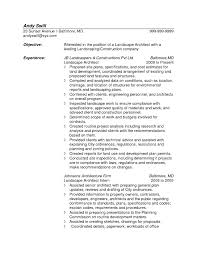 Landscaping Resume Examples Landscaping resume examples best of landscaping resume sample 16