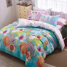 teen girl bedding sets theme