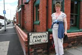 Penny Lane, Liverpool L18 - Picture of UK Tours Liverpool - Tripadvisor