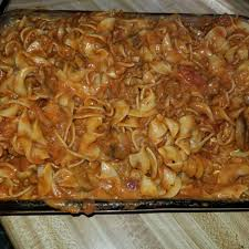 beef stroganoff with ground beef and