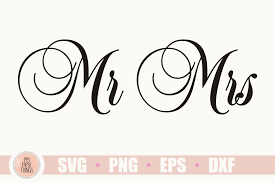 Supports both and animated, interactive graphics and declarative scripting. Wedding Svg Mr And Mrs Svg 526053 Cut Files Design Bundles