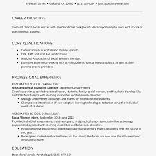 Example Of Social Work Resumes Social Worker Resume Example And Writing Tip