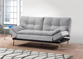 birlea squish light stone grey fabric