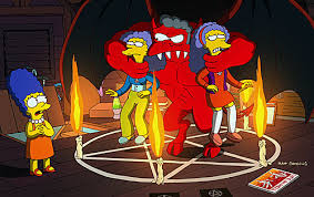 Sideshow Bob Kills Bart Simpson In Treehouse Of Horror 26  L7 WorldBart Treehouse Of Horror