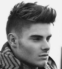 mens short side long top hairstyles mens hairstyle long on top short on sides my hair