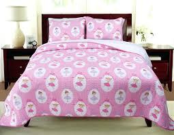 ballerina bedding set pink purple dancing ballerinas bedding twin full queen pink quilt set for little ballerina bedding set