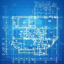 architectural design blueprint. Urban Blueprint (vector). Architectural Background. Part Of Project, Plan, Technical Drawing Letters, Design C