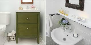 Ikea Bathroom Doors 11 Ikea Bathroom Hacks New Uses For Ikea Items In The Bathroom