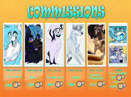commission sheet commission sheet example coles thecolossus co