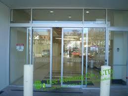 glass door automatic sliding doors for automatic sliding glass door commercial automatic office sliding