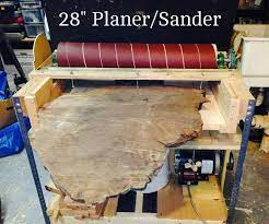 Explore a wide range of the best diy planer on aliexpress to besides good quality brands, you'll also find plenty of discounts when you shop for diy planer during. Making A 28 Inch Wide Sander Planer 13 Steps With Pictures Instructables