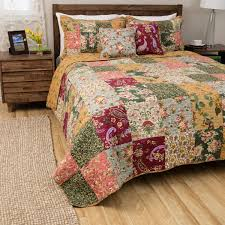 Greenland Home Fashions Antique Chic Twin-size 2-piece Quilt Set ... & Greenland Home Fashions Antique Chic Twin-size 2-piece Quilt Set Adamdwight.com