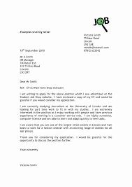 Cover Letter For A Job Application For A Job Sample Best Sample Job Resume Cover Letter 15