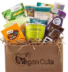 vegan gift idea snack box