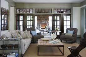 atlanta french coastal decor with tufted area rugs family room traditional and neutral colors wood coffee