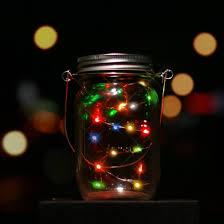 multi color outdoor solar jar design. Solar Mason Jar Lid - Kohree 3 Pack Lights With 10 LED,Color Multi Color Outdoor Design