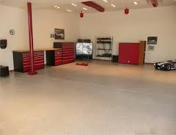 garage flooring borger after