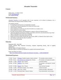 resume template for openoffice pinterest