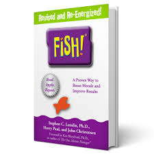 Chart House Fish Philosophy Fish The Book Hardcover Autographed Plus Digital Study Guide