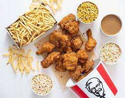 For Sharing | Delivery Menu | KFC Delivery: KFC Canada