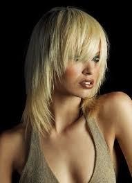 Střih Na Rovné Tenké Vlasy S Ofinou účesy Pro Tenké Vlasy Střední