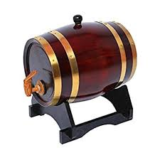 storage oak wine barrels. 10L Oak Barrel Wooden For Storage Or Aging Wine \u0026 Spirits Barrels Holder