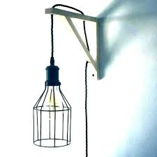 full size of pendant light plug into wall how to make a cord with hanging