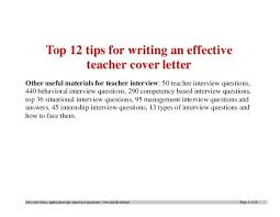 Cover Letter For Montessori Teacher Dissertation Proposal