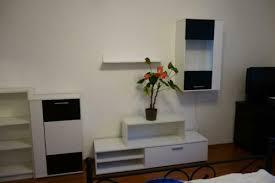 Schöne Schrankwand In Weiß   Wohnzimmer   Wohnwand   TV Board In Dortmund
