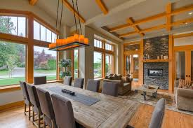 stunning wood dining room chandeliers reclaimed wood table dining room transitional with antique
