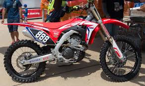 Honda Crf250r 2018 Weight