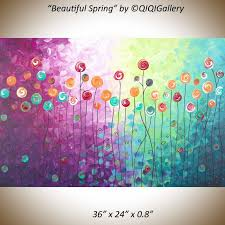 paintings for office walls. Beautiful Spring By QIQIGallery 36\ Paintings For Office Walls