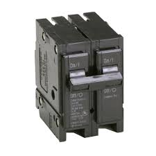 to be of coms wiring and circuit has jun black wire to breaker volt eaton br 100 amp 2 pole circuit breaker br2100cs the home depot eaton br 100 amp