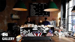Giant industrial windows set into exposed brick walls flood the front of sawada with. Sawada Coffee Opens In The West Loop Capital Gazette