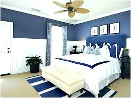 Navy Blue And White Bedroom | : Appealing Blue and White Bedroom