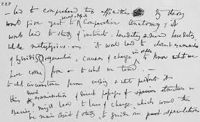 theory of evolution development history of evolutionary theory  charles darwin notebook page also from 1837